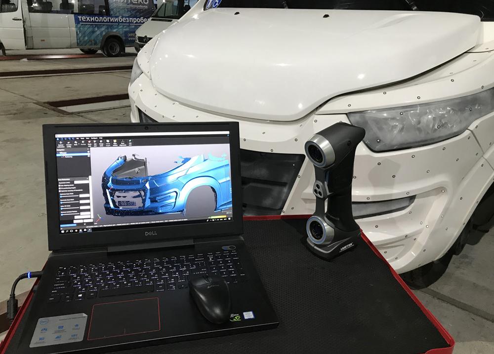 3D сканирование
