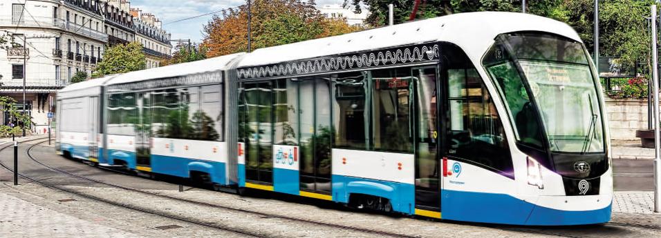 Трамвай «Лев»