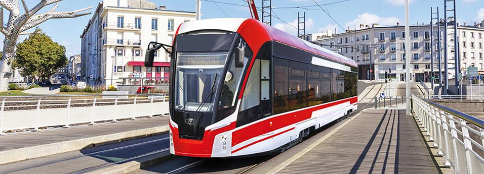 Трамвай  71-911 ЕМ «Львенок»