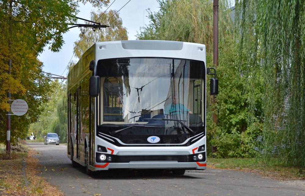 ПК «Транспортные системы» разработала новые троллейбусы