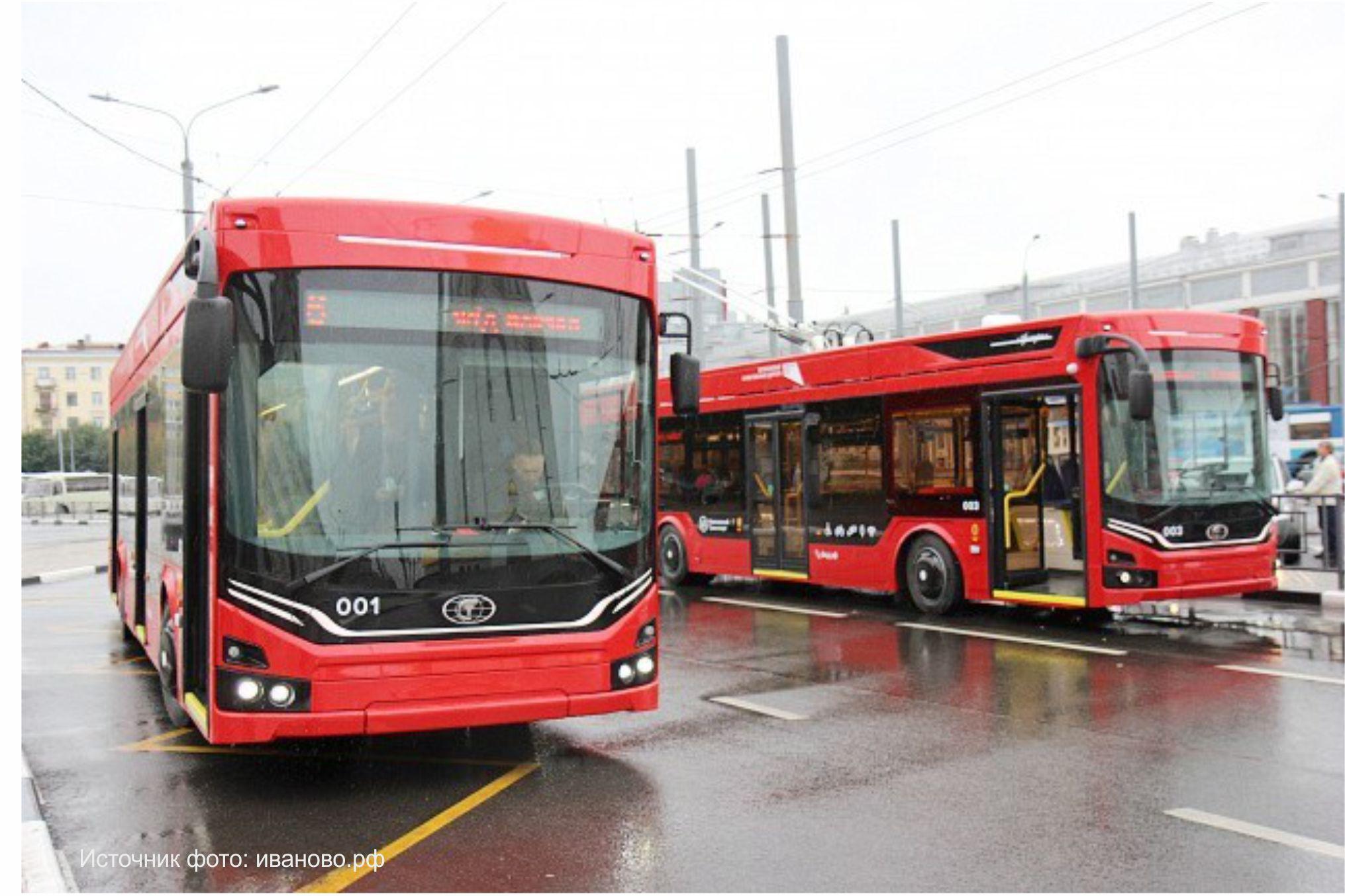 «Фабрика композитов» выполнила контракты по производству деталей для трамваев и троллейбусов.