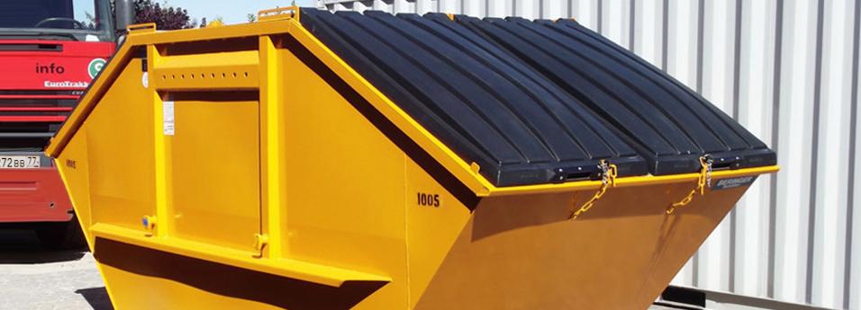 Производство крышек на контейнеры для сбора ТБО