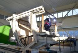 Производство Фабрика композитов