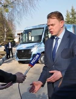 Сергей Злобин о мобильном Кванториуме