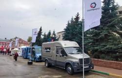 «Фабрика композитов» на Дне города в Семенове