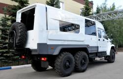 Спецавтомобиль на базе УРАЛ-NEXT