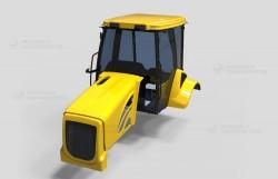 Экстерьер трактора