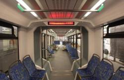 Интерьер пассажирского салона