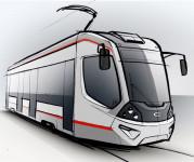 """Трамвайный вагон """"Варяг"""""""