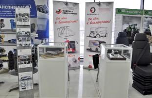Презентация продукции производства «Фабрика композитов» в бизнес парке Анкудиновка