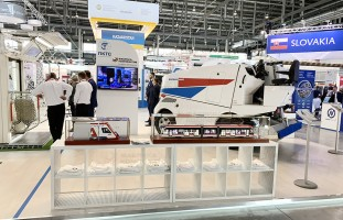 «Фабрика композитов» на выставке «Иннопром -2019»