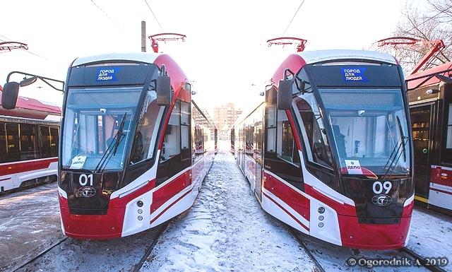 Трамвай Львенок