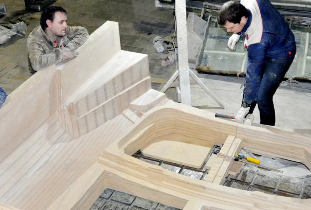 Фабрика композитов. Моделирование изделий
